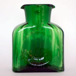 Blenko-384S-Water-Bottle-Straight-Clover