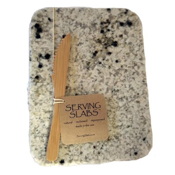 Serving Slabs Large Granite Slab - Peppercorn